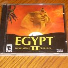 PC: Egypt 2 The Heliopolis Prophecy *USED*