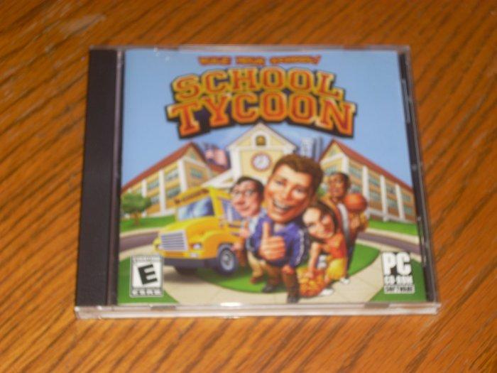 PC: School Tycoon *USED*