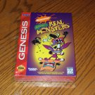 Sega Genesis: Aaahh! Real Monsters *SEALED*