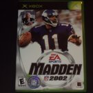 Xbox: Madden 2002 *USED*