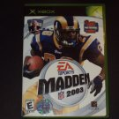 Xbox: Madden 2003 *USED*