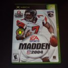 Xbox: Madden 2004 *USED*