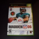 Xbox: Madden 06 *USED*