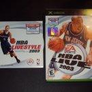 Xbox: NBA Live 2003 *USED*