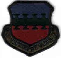 20TH FIGHTER WING USAF PATCH WAR COMBAT AIRCRAFT PILOT Shaw AFB, South Carolina USA