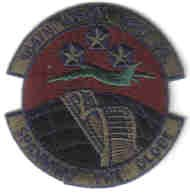 USAF PATCHES 164TH AERIAL PORT SQ. Memphis International Airport, Tennessee AIRLIFT AIRCRAFT