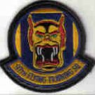 97th FLYING TRAINING SQUADRON USAF PATCH Sheppard AFB, Texas COMBAT FIGHTER JET PILOT