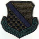 140TH TACTICAL FIGHTER WING Buckley ANGB, Colorado USAF INSIGNIA PATCH WAR AIRCRAFT PILOT