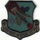 SOUTHEAST AIR DEFENSE SECTOR Tyndall AFB, Florida USAF INSIGNIA SUBDUED PATCH $4 FIGHTER PILOT
