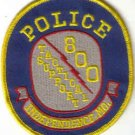 INDEPENDENCE,MO.POLICE TACTICAL SUPPORT 800 UNIFORM PATCH COPS LAW OFFICER