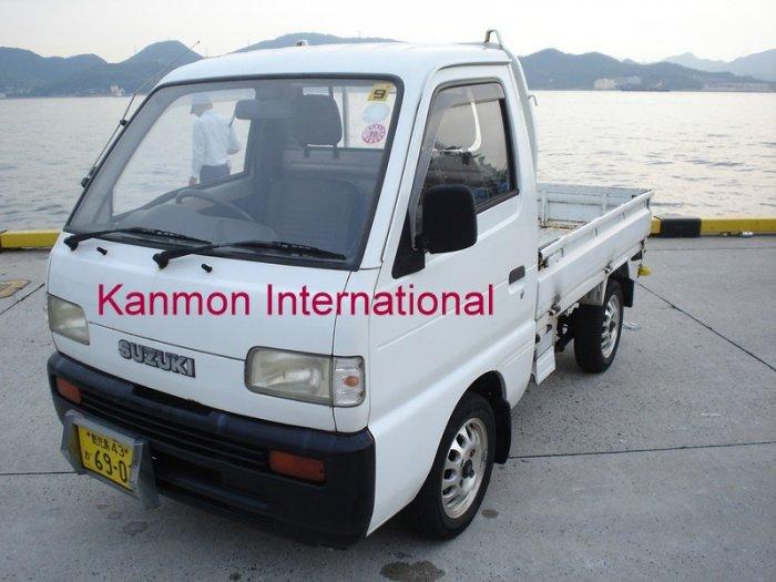 Suzuki Mini truck 660cc