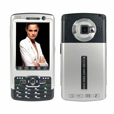 N99I GSM 4 bands dual SIM dual standby TV phone 4GB !