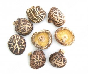 1 kilo Dried Organic Hana Donko Pack-shiitake mushoom