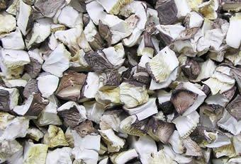 1 Kilo Dried Diced Shiitake Mushroom Pack