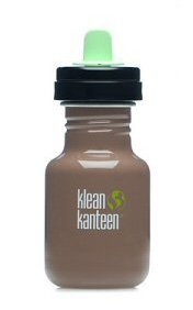 Klean Kanteen 12 oz TREE BARK Stainless Steel sippy cup