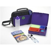 Laptop Lunches Bento Box Lunch System in WHIMSICAL