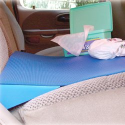 Kid Kusion travel Backseat Babychanger