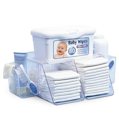Prince Lionheart Dresser Top Diaper Depot diaper storage