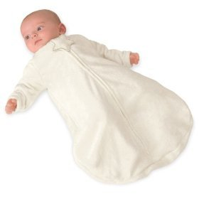 Kiddopotamus Dreamsie in IVORY Velboa - Small