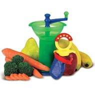 Munchkin Fresh Feeding Set, baby safe feeder plus food grinder