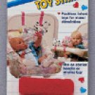 RED Baby Buddy stroller/carseat Toy Straps