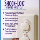 ShockLok Baby Safety Outlet tethered plugs