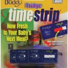 Baby Buddy Time Strips Baby Food Labels