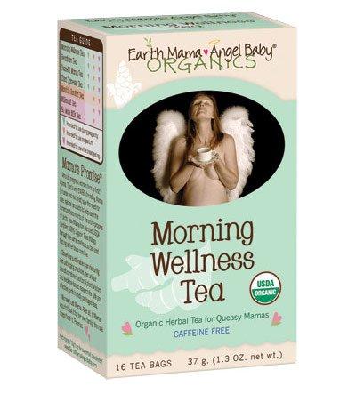 Earth Mama Angel Baby Organic Morning Wellness Tea 16ct