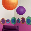 WALLIES prepasted wallpaper cutouts - Large HOT DOTS