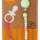 Bink Link Wooden Pacifier Attacher - CANDY NECKLACE