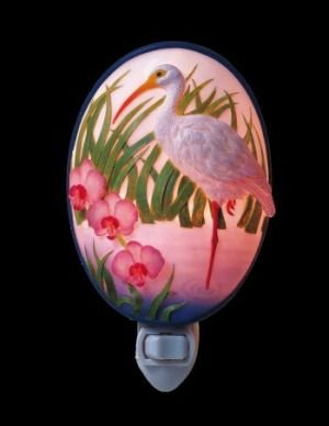 Ibis & Orchid Nightlight - Ibis & Orchid Designs