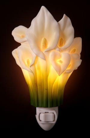 Calla Lily Nightlight - Ibis & Orchid Designs