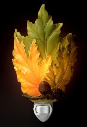 Fall Leaves Nightlight - Ibis & Orchid Designs
