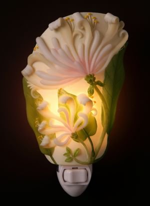Honeysuckle Nightlight - Ibis & Orchid Designs