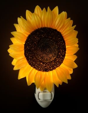 Sunflower Nightlight - Ibis & Orchid Designs