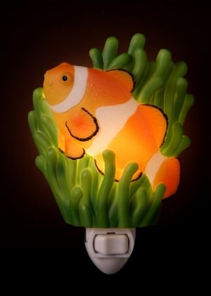 Clown Fish Nightlight - Ibis & Orchid Designs