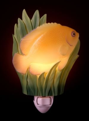 Lemonpeel Fish Nightlight - Ibis & Orchid Designs