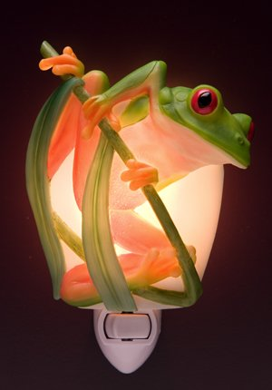 Tree Frog Nightlight - Ibis & Orchid Designs