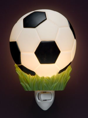 Soccer Nightlight - Ibis & Orchid Designs