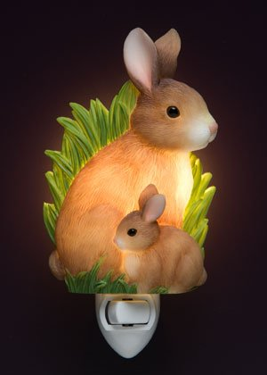 Bunnies Nightlight - Ibis & Orchid Designs