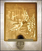 Sweet Nectar Flat Lithophane Nightlight