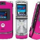 Motorola V3 Pink Mobile Phone Unlocked
