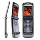 Motorola Razr V3i Mobile Cellular Phone With Itunes (Unlocked)