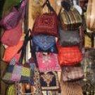 Ethnic bags.