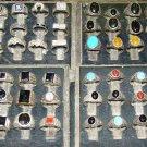 Silver rings 3