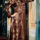 Turkish evening brown suit