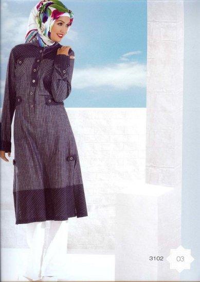 Turkish cotton suit