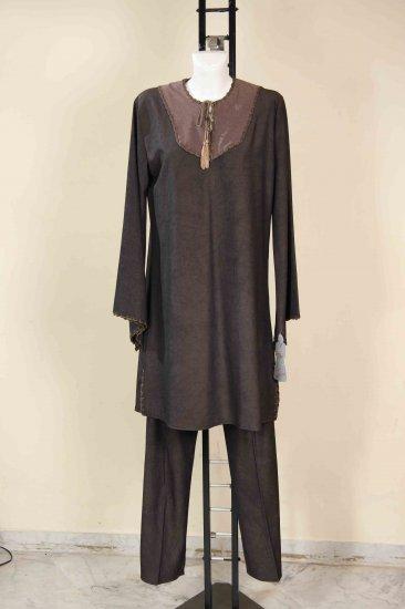 Islamic pants suit 6010