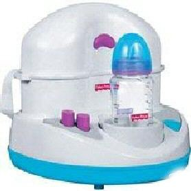 Delta,  Day & Night Bottle Warmer with Music and Night Light