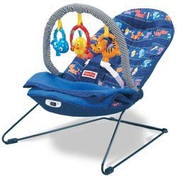 Fisher Price, Cover 'n Play Bouncer